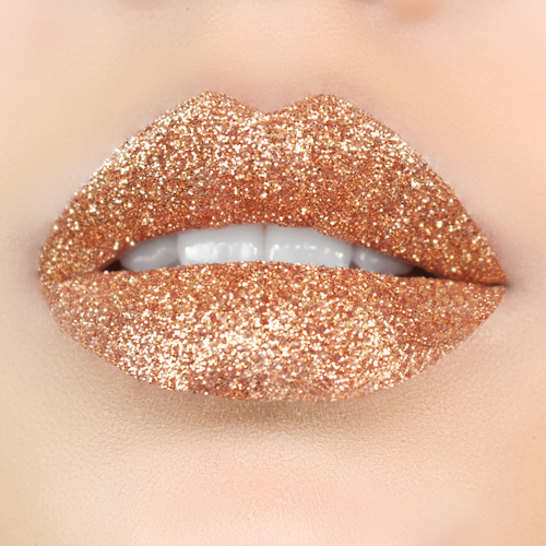 Glitter Lips - Guilty Rose