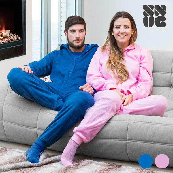 Filt med ärmar Snug Snug   Pyjamas