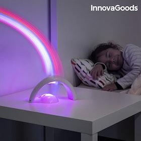 LED projektor för barn Regnbåge InnovaGoods