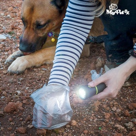 Ficklampa med bajspåsar MyPet Poop Lantern