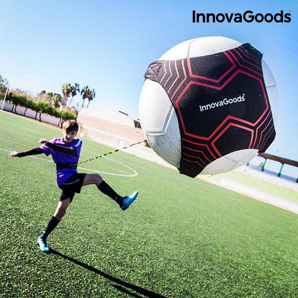 Elastiskt band för fotbollsträning InnovaGoods