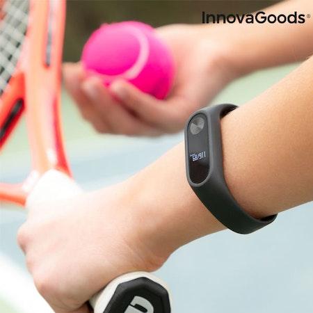 Anslutningsbart aktivitetsarmband InnovaGoods