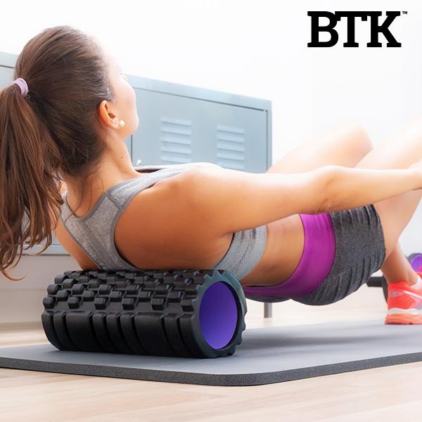 Rulle för stretching Foam Roller BTK