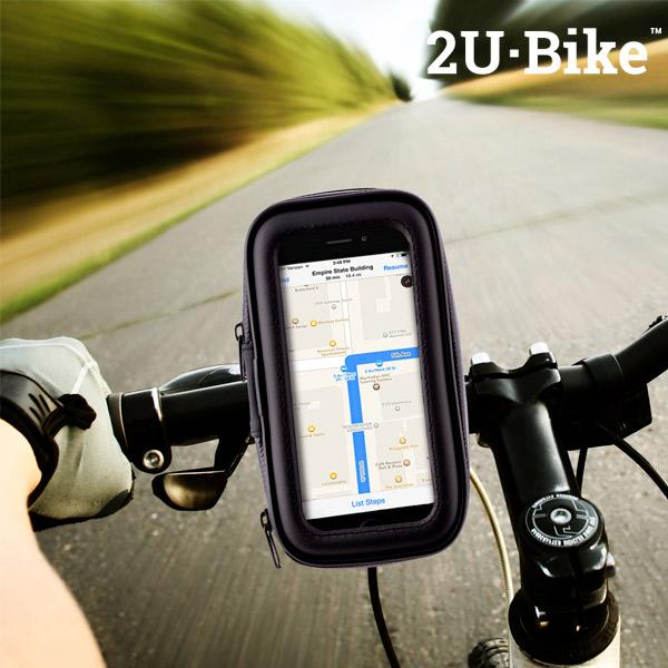 Mobilfodral med cykelfäste U2·Bike