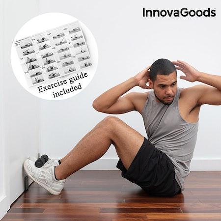 Dörrtrapets för Magövningar med Övningsbok från InnovaGoods