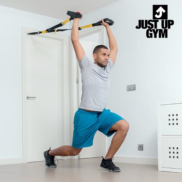 Brösttränare för suspensionsträning Just Up Gym