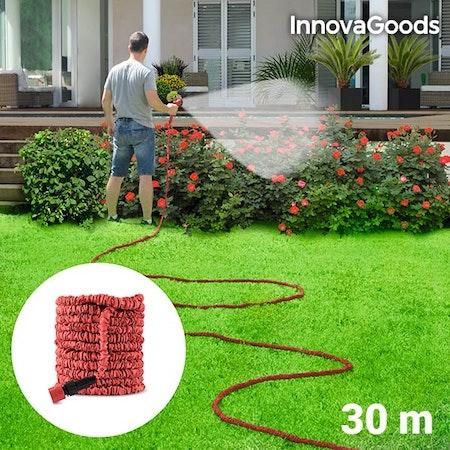 Expanderbar trädgårdsslang 30 m InnovaGoods