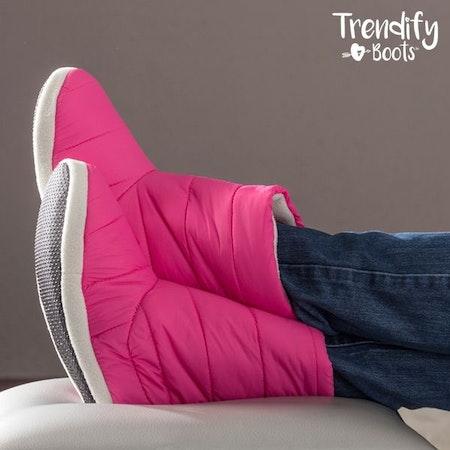 Innetofflor Trendify Boots