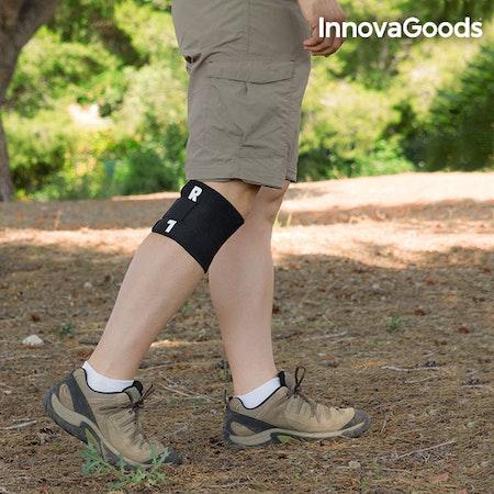 Akupressurband för knä InnovaGoods