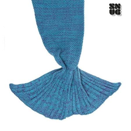 Filt Sjöjungfru Snug Snug One Mermaid