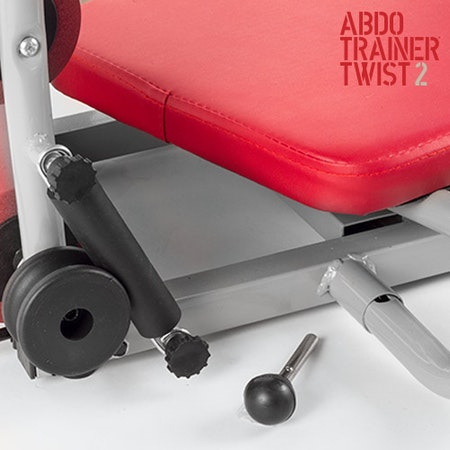 Situpbänk med expanderare ABDO Trainer Twist