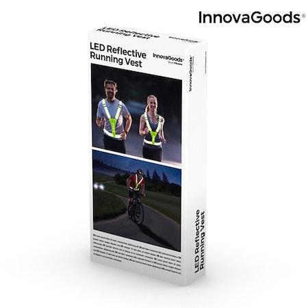 Reflekterande träningsväst med LED InnovaGoods