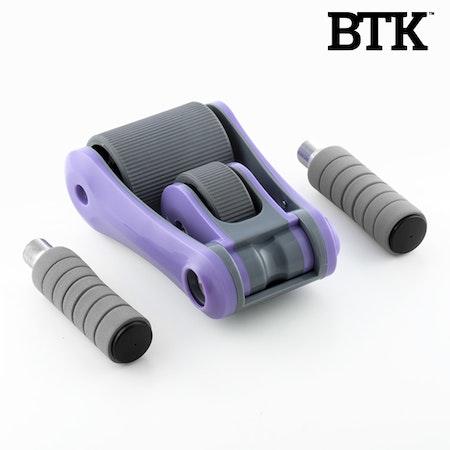Hopfällbar magrulle för träning  BTK Pro