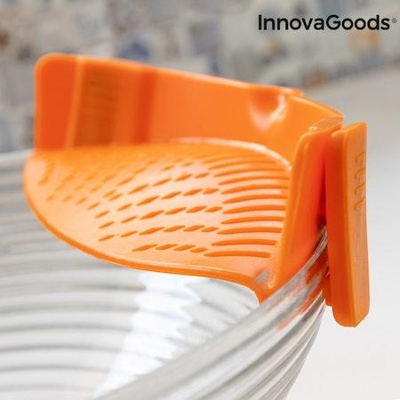 InnovaGoods Pastrainer Silicone Colander