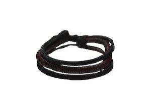 3-radigt armband