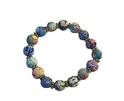 Flerfärgat armband