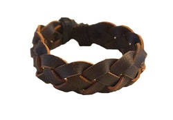 Flätat armband