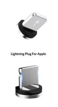 Magnetisk laddningskabel