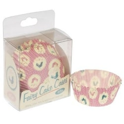Muffinsform - Twitter Fairy Cake Cases