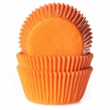 Muffinsform - orange