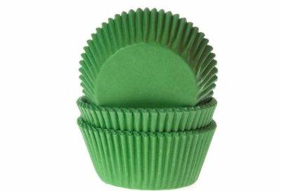 Muffinsform - grön