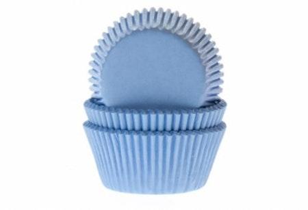 Muffinsform - himmelsblå