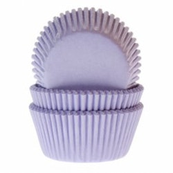 Muffinsform - ljuslila