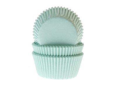 Muffinsform - mintgrön