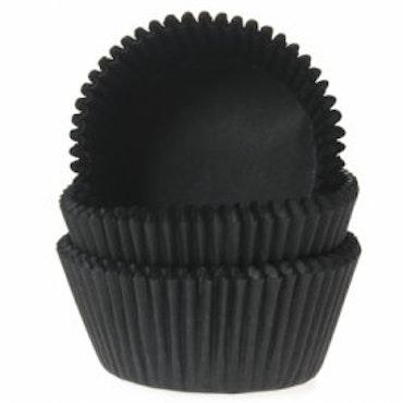 Muffinsform - svart