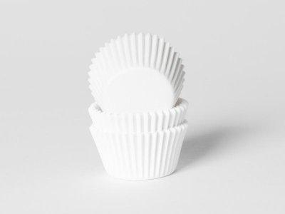Mini muffinsform, vit