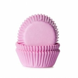 Mini muffinsform, rosa