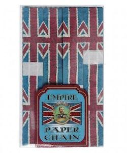Pappersdekoration - Empire girlang