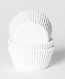 Muffinsform - vit