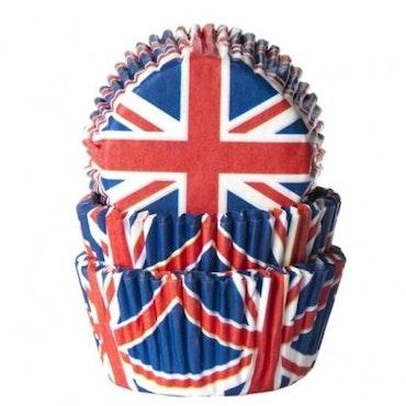 Muffinsform - United Kingdom