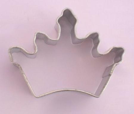 Miniatyrform - tiara