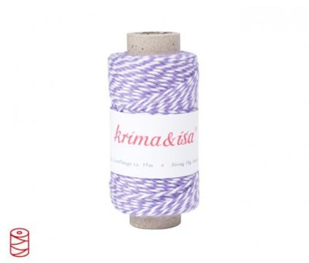 Bakers Twine - lila, 30 m