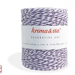 Bakers Twine - lila, 150 m