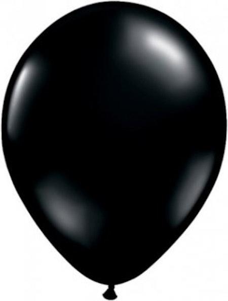 Ballong - svart