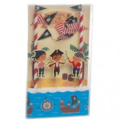 Pirate Fun cake bunting set