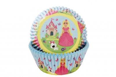 Muffinsform - Prinsess
