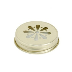 Regular Daisy lid - Gold