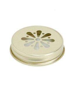 Regular Daisy lid - Gold