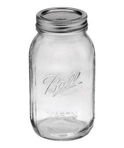 Ball Mason Jar - Quart jars 32 oz