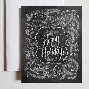 Kort - Happy Holiday