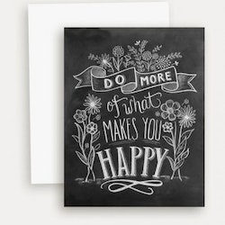 Kort - Do more of what makes you happy