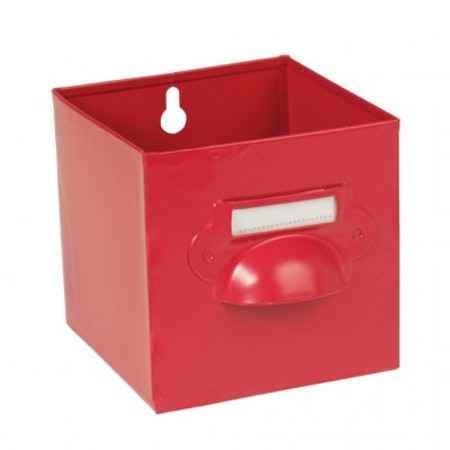 Förvaringsbox - röd
