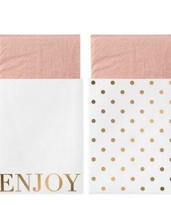 Servett rosa - Delight Department