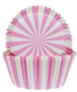 Muffinsform - Circus pink