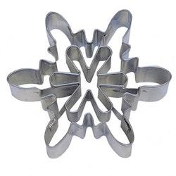 Pepparkaksform - snowflake cutouts A