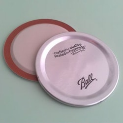 Mason Jar Ball Lids - wide